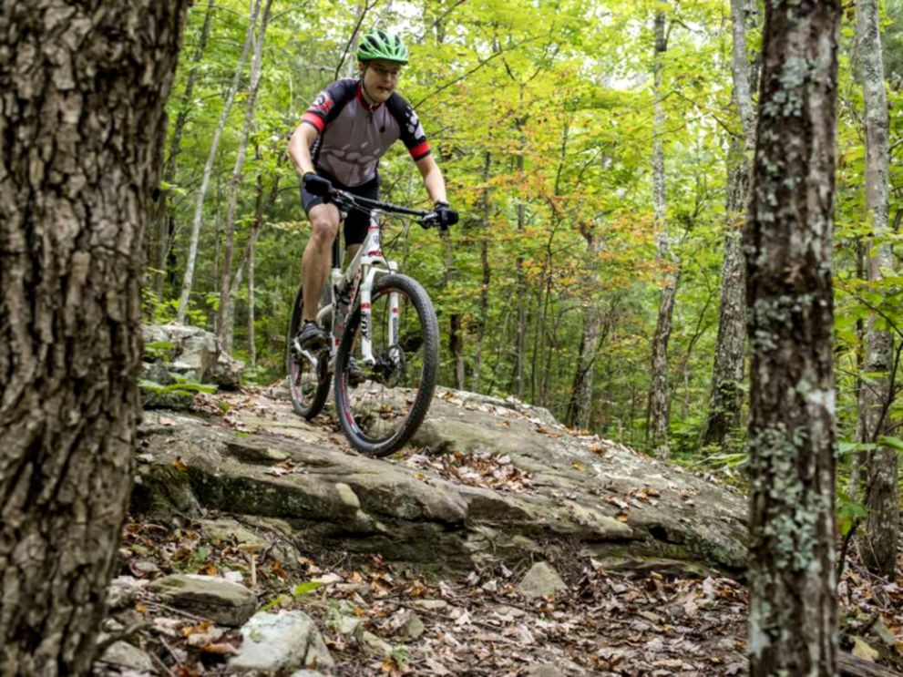 The 5 Most Technical Mountain Bike Trails In Chattanooga