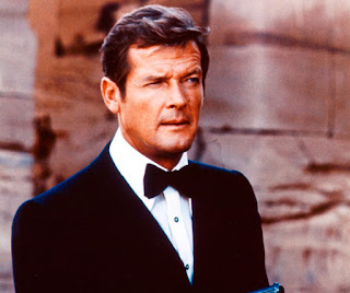 A James Bond (Roger Moore) Touching Tribute