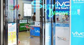 Service Center dan Vivo Store di Banten