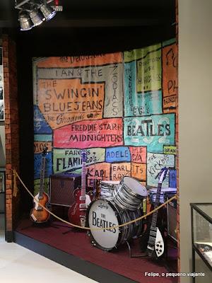 Museu dos Beatles em Canela