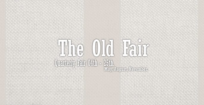 The Old Fair Event
