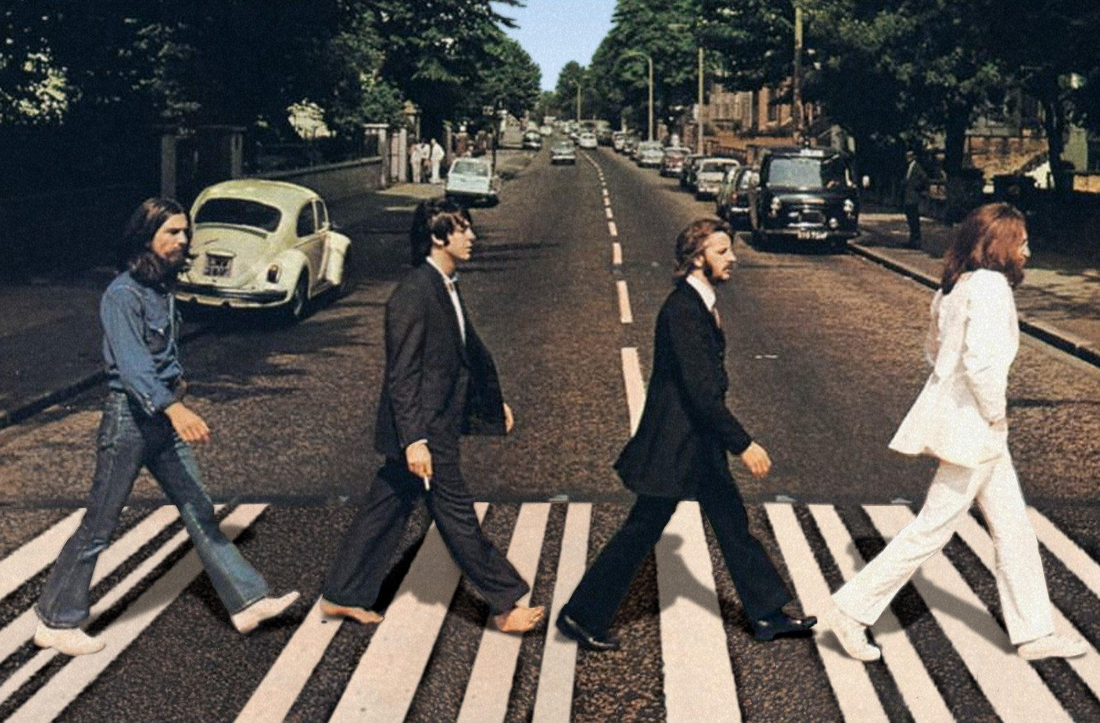 Beatles Group Picture 101