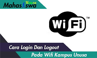 wifi unusa login