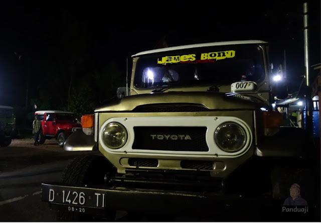 Jeep ke Bromo