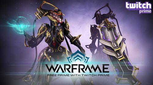 Twitch Prime ile Bedava Warframe Ganimetleri Nasıl Alınır ?