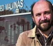 Federico Lorenz y el Museo Malvinas
