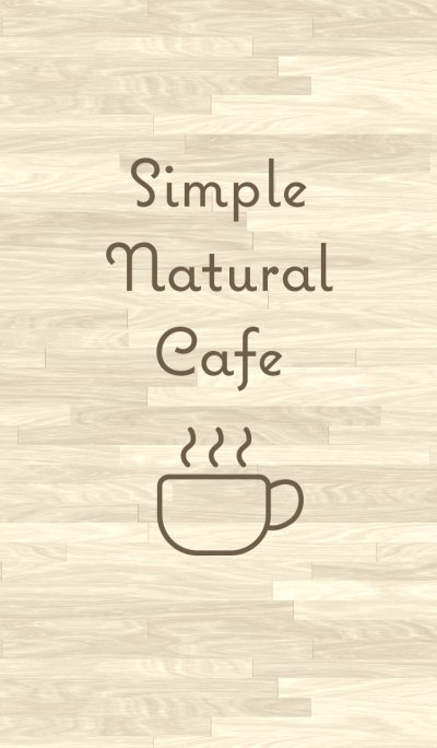 Simple Natural Cafe