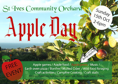 Apple Day - St Ives Community Orchard