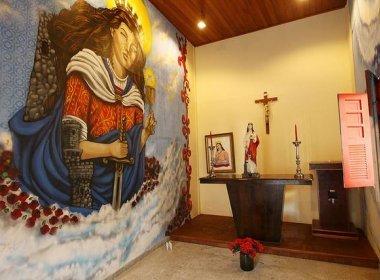 Fé e sincretismo: Dia de Santa Bárbara, padroeira dos Bombeiros, tem missa e festa no Pelourinho