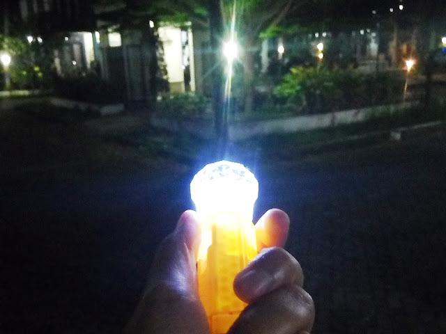 Lampu senter untuk anak