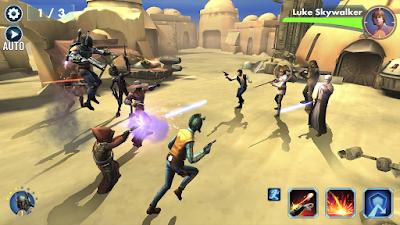 Screenshot Star Wars™ Galaxy of Heroes
