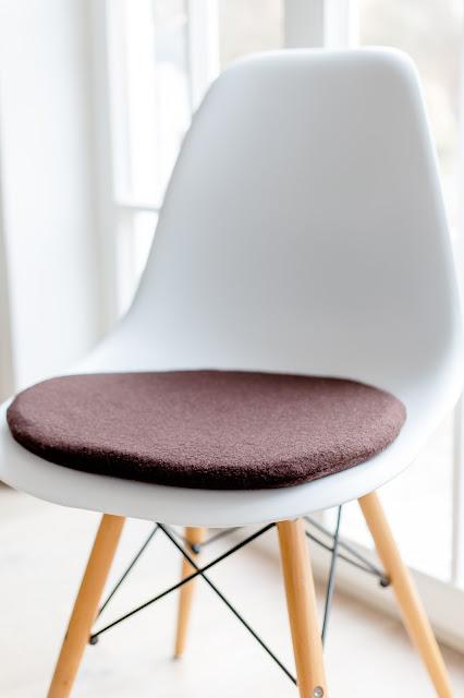 Sitzkissen für Eames, Etsyshop, Pomponetti
