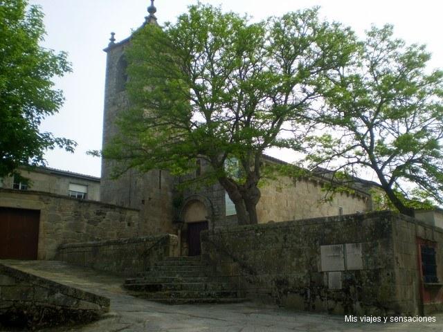 Iglesia de San Esteban, Allariz, Galicia