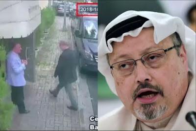 Rekaman yang Mengungkap Mutilasi Khashoggi