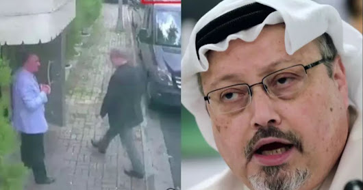 Amateur Hour in Riyadh - Saudi Arabia to admit killing Jamal Khashoggi