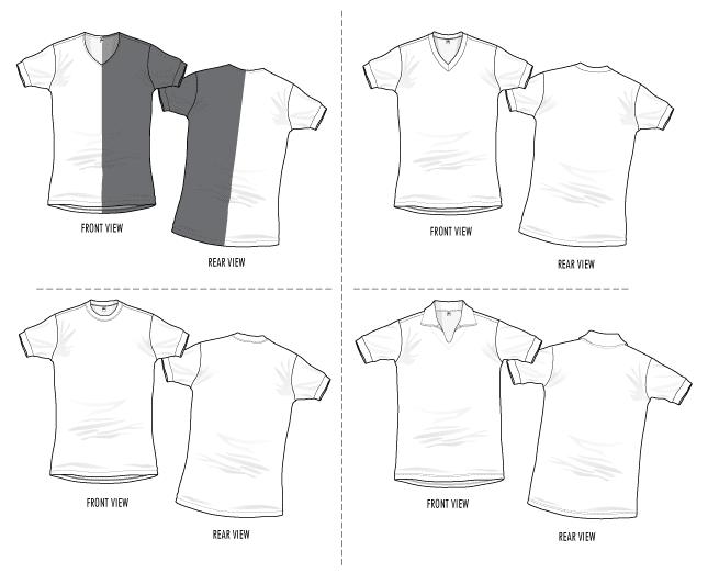 Football teams shirt and kits fan: March 2014