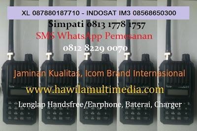 Tempat Jasa Sewa HT Jakarta Selatan, Rental Handy Talky Di DKI Jakarta Harga Murah