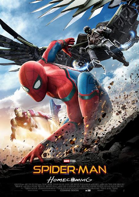 Spider-Man Homecoming recensione senza spoiler