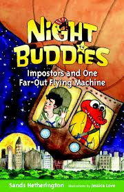 Review - Night Buddies: Impostors and One Far-Out Flying Machine