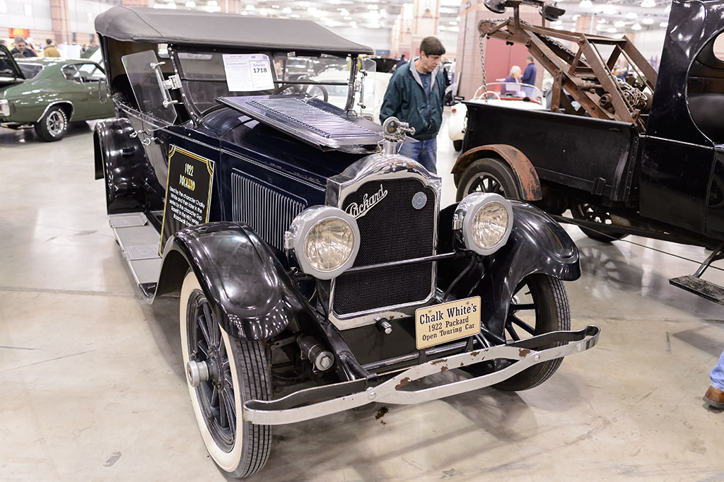 Boardwalk Empire's 1922 Packard Open Touring Car