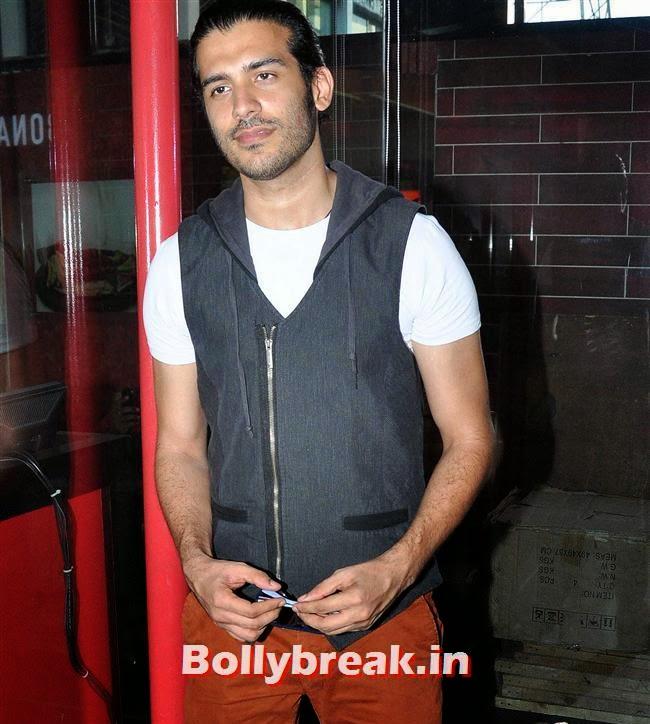 Saahil Prem, Sunny Leone at Ragini MMS 2 Success Bash