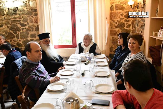 Ομάδα ενεργών πολιτών στο Ναύπλιο προσέφερε σημαντική βοήθεια στον Σύλλογο ΑΜΕΑ Αργολίδας