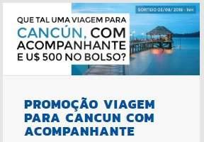 Cadastrar Promoção Dumont FM 2018 Viagem Cancún Acompanhante
