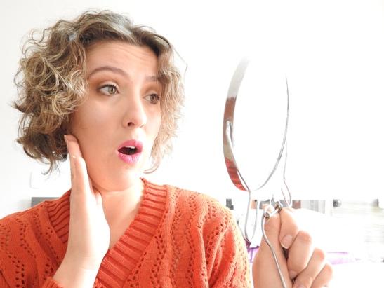 Desafio - Maquiagem sem espelho