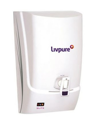 Livpure Glitz UV Water Purifier