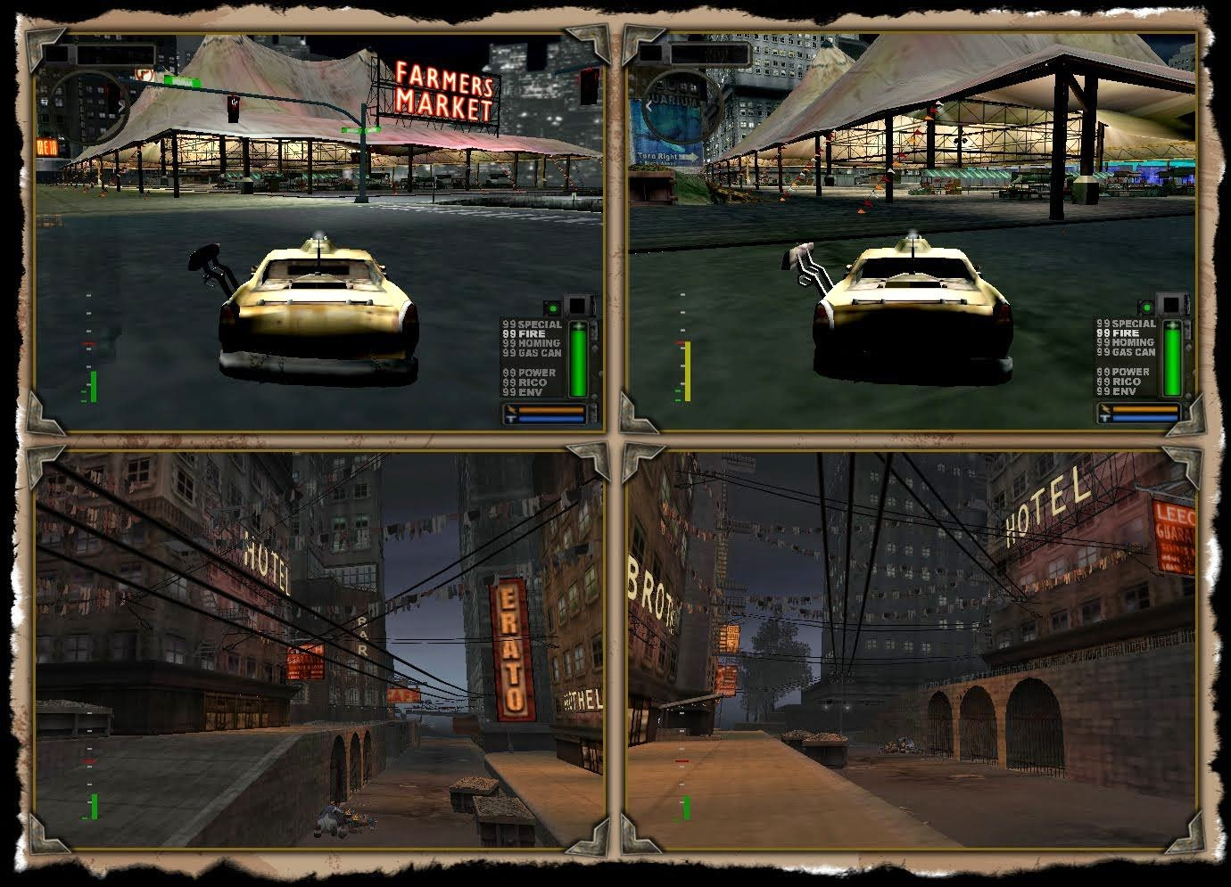 Tips dan Cheat Twisted Metal: Black PS2