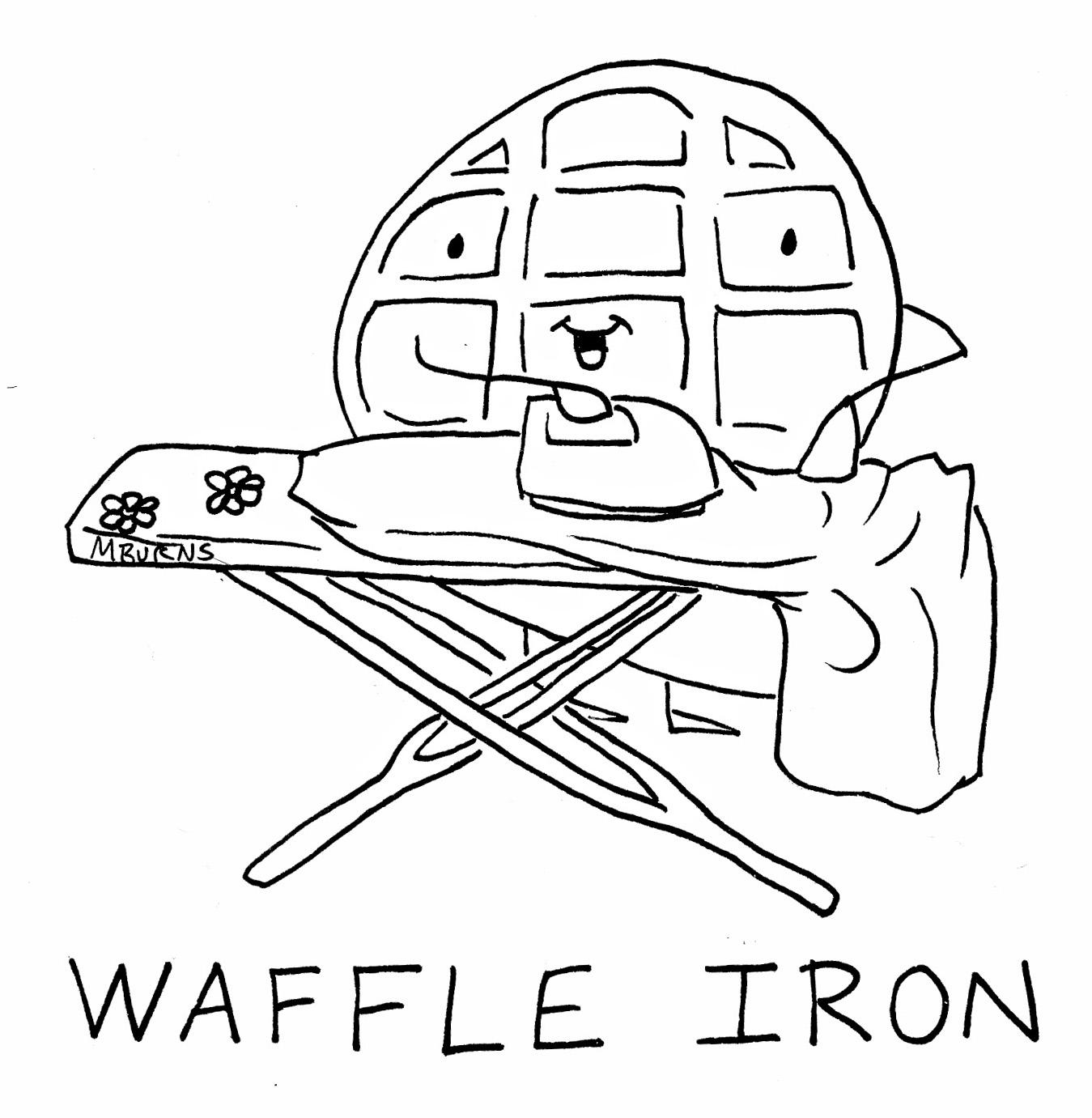 Comic Strip By Mike Burns Nutcracker Catacomb Waffle