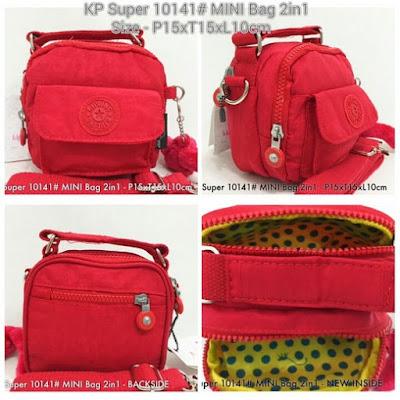 Tas mini Kipling 2in1 super kode   10141 2770053a99