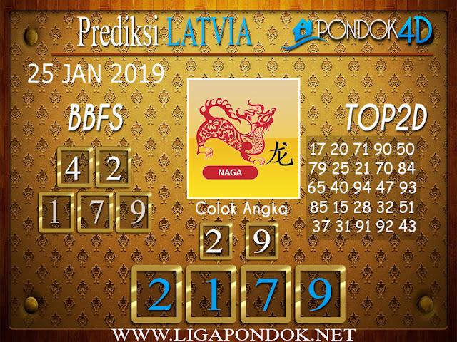 Prediksi Togel LATVIA PONDOK4D 25 JANUARI 2019