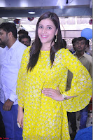 Mannara Chopra Looks Cute in Yellow Salwar Suit ~  Exclusive 36.JPG