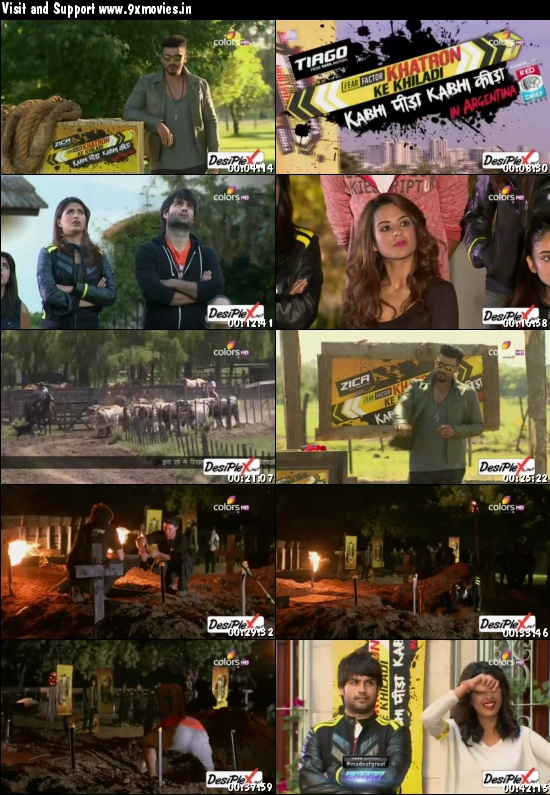 Khatron Ke Khiladi 7 Hindi 05 March 2016 HDTV 480p
