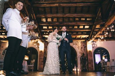 sposi inverno foto russotto