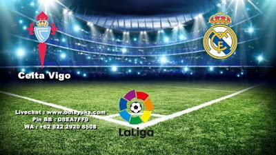 Ulasan Sepakbola Liga Spanyol Celta Vigo Versus Real Madrid 06 januari 2018