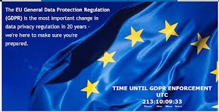 GDPR website