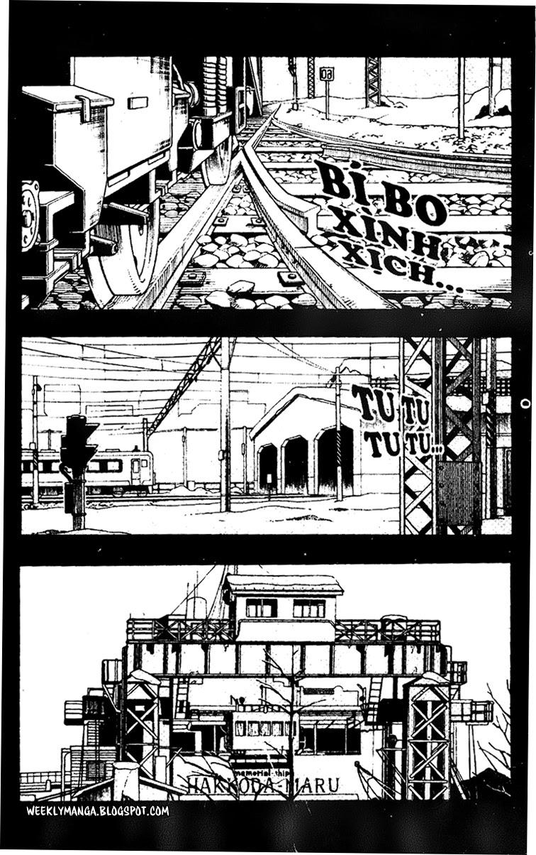 Shaman King [Vua pháp thuật] chap 164 trang 1