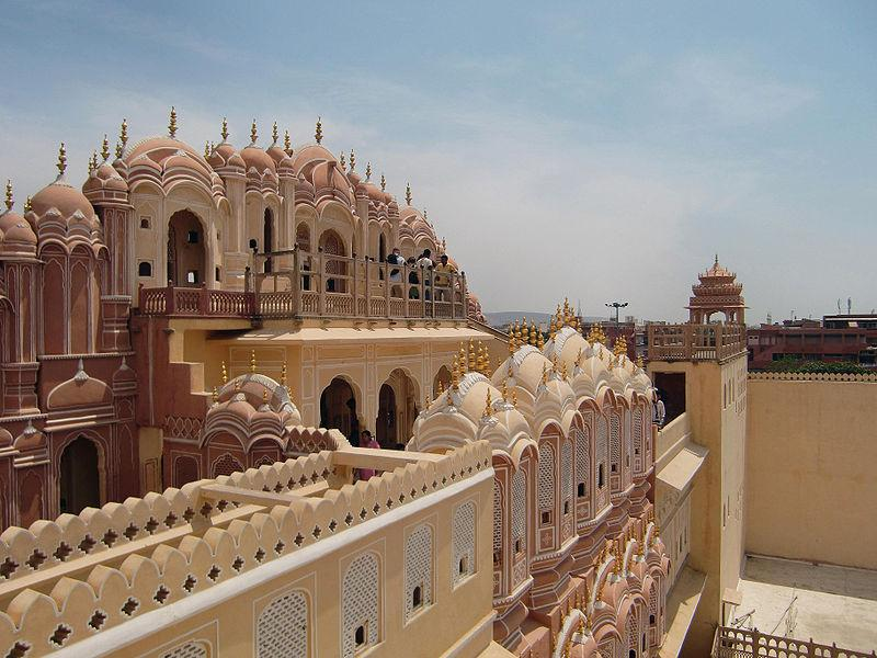 Beautiful Rajasthan, Jaipur, Pink City, Bikaner, Monkey Temple, Jaipur Fort, Hawa Mahal