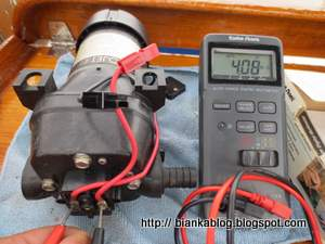 the bianka log blog pump it up repairing a flojet 4300. Black Bedroom Furniture Sets. Home Design Ideas
