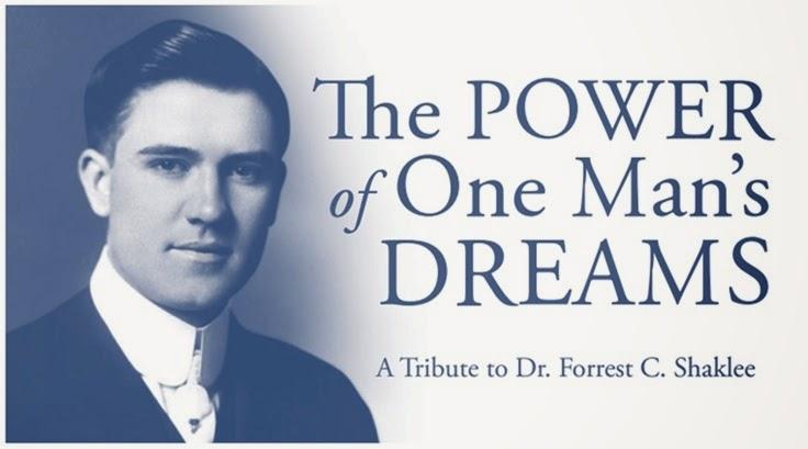 Fascinating Story of Dr Forrest C. Shaklee