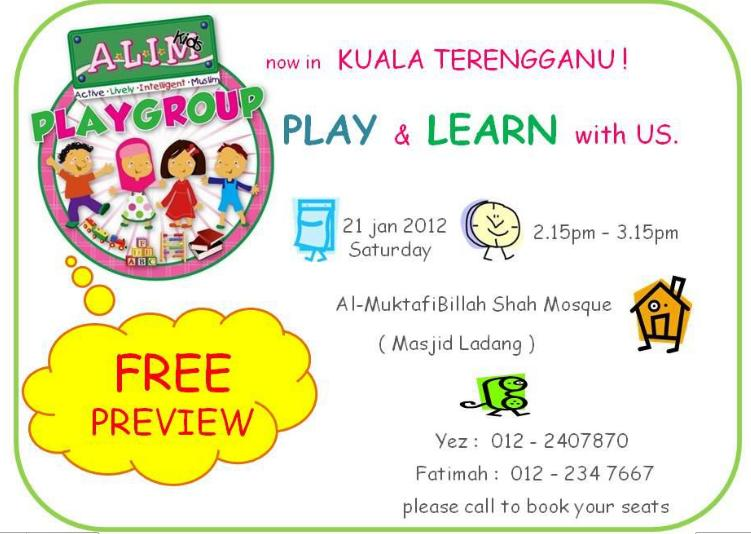 Alim Kids Playgroup