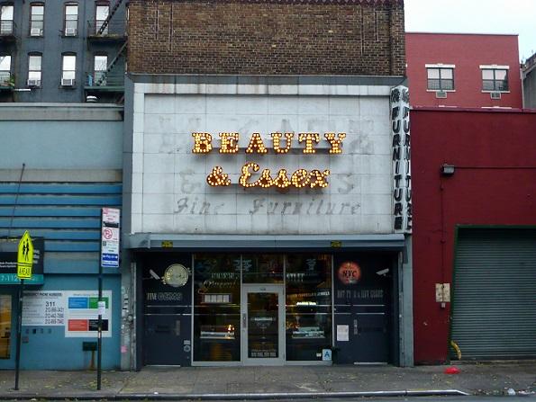 Beauty & Essex – hemlig bar och restaurang på Lower East Side