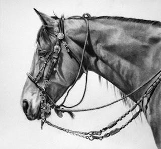 caballos-dibujos-hiperrealistas