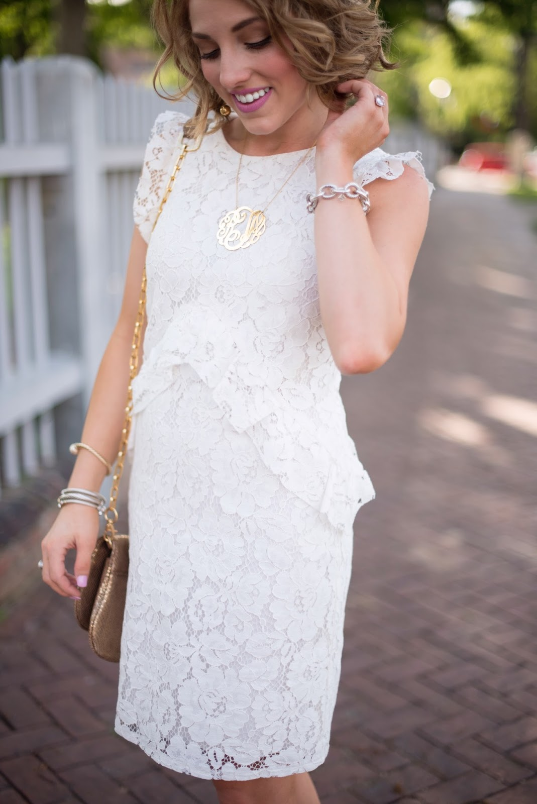 Bridal Shower Outfit Ideas - Click through to see more on Something Delightful Blog.