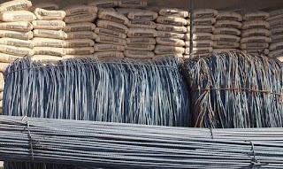 أسعار الأسمنت والحديد في السوق المصري اليوم الثلاثاء 12 يونيو وفقا لأحدث أسعار مصانع حديد التسليح وشركات الأسمنت