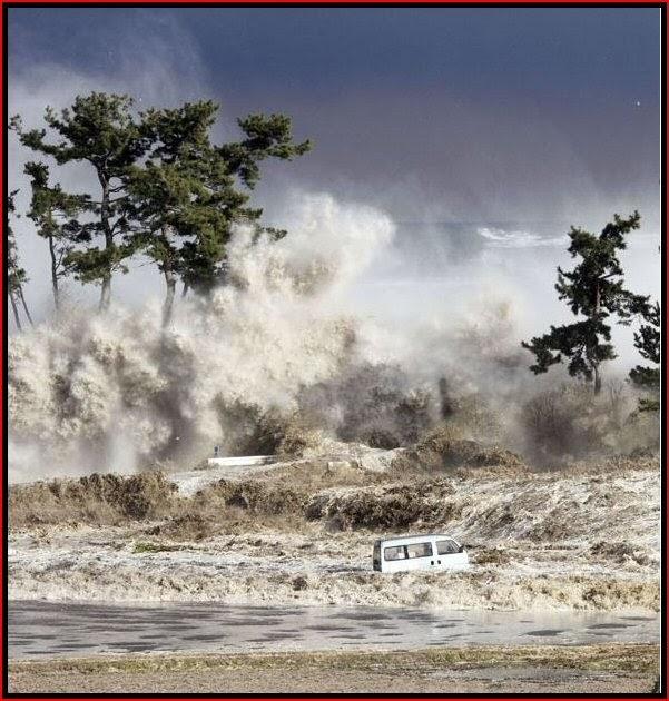 only in america tsunami debris floats towards us west coast