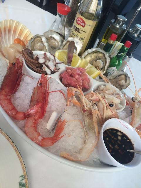 Seafood nummer 2.