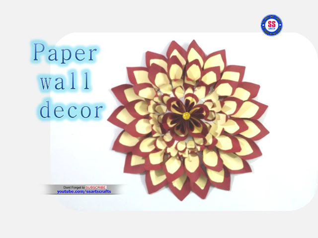 Here is paper wall decoration ideas,paper giant big flower,crafts with paper,how to make colour paper vase for home decoration,colour paper for door hangings,paper wall flower decoration ideas,paper room decor ideas,crafts with colour paper crafts for party decoration ideas,birthday party decorations ideas,colour paper flowers making at home,how to make colour paper big flower for home decoration